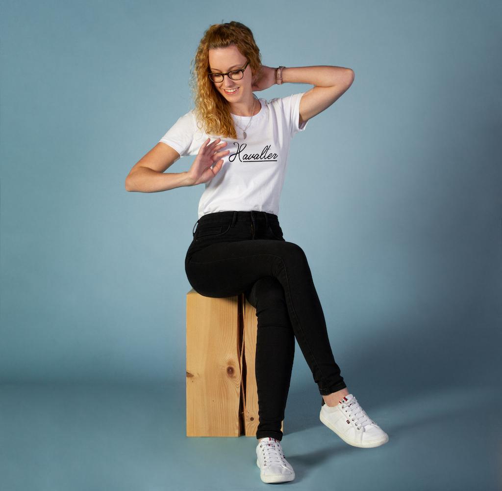Havalter Basic White, Women